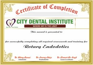 dental courses in Delhi NCR